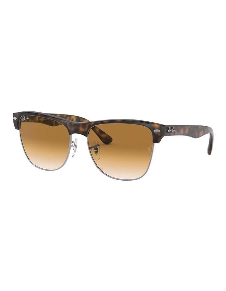 0RB4175 Clubmaster Oversized 1099695007 Sunglasses image 1