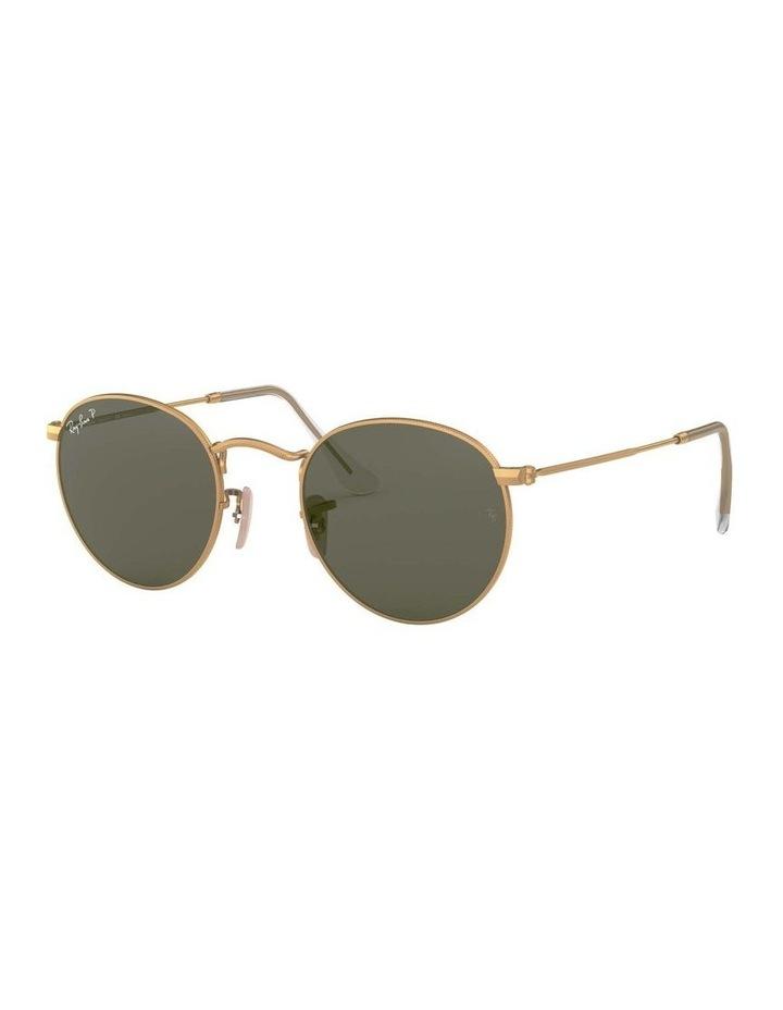 0RB3447 Round Metal 1091187031 Polarised Sunglasses image 1