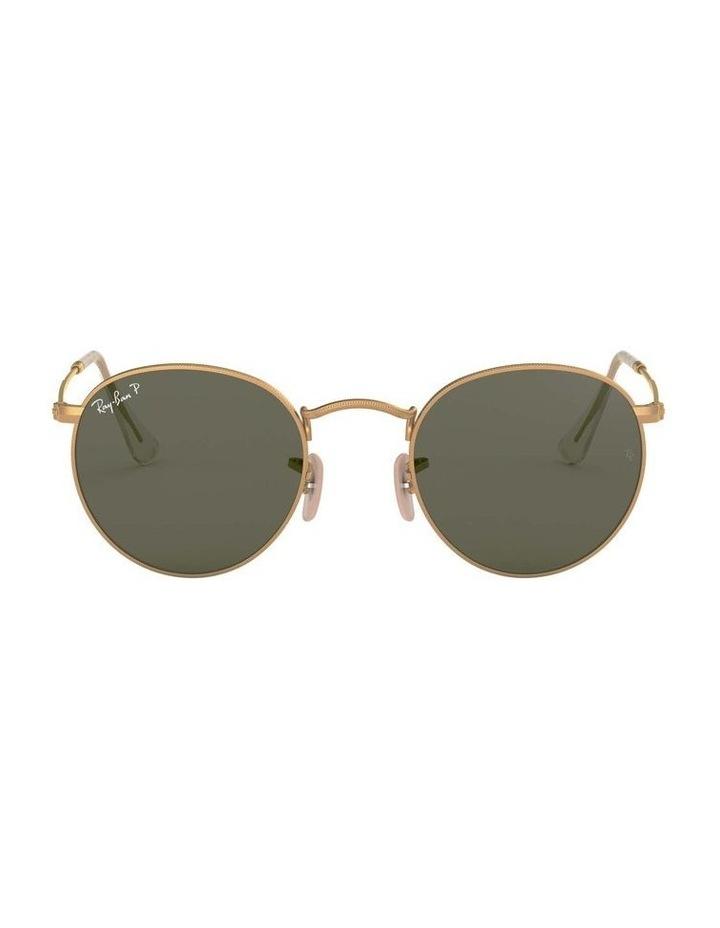 0RB3447 Round Metal 1091187031 Polarised Sunglasses image 2