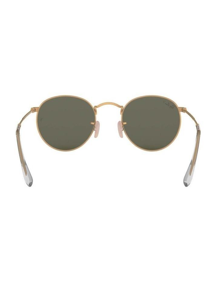0RB3447 Round Metal 1091187031 Polarised Sunglasses image 7