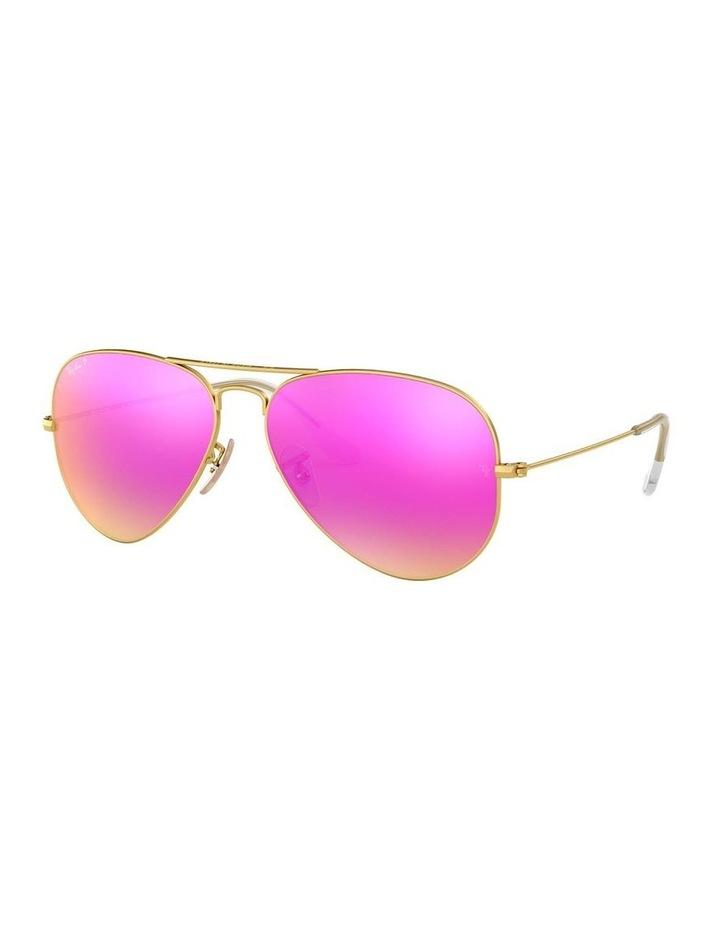 0RB3025 Aviator Large Metal 1062739108 Polarised Sunglasses image 1