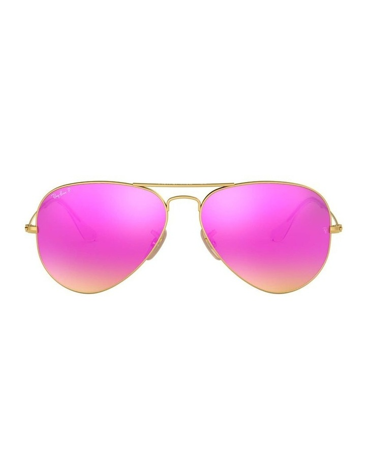 0RB3025 Aviator Large Metal 1062739108 Polarised Sunglasses image 2
