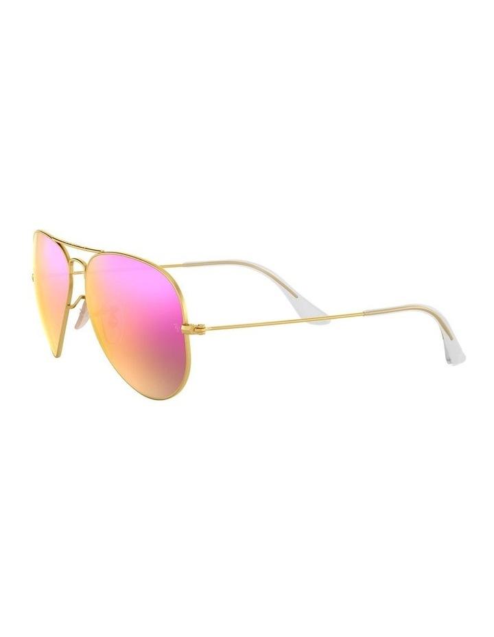 0RB3025 Aviator Large Metal 1062739108 Polarised Sunglasses image 3