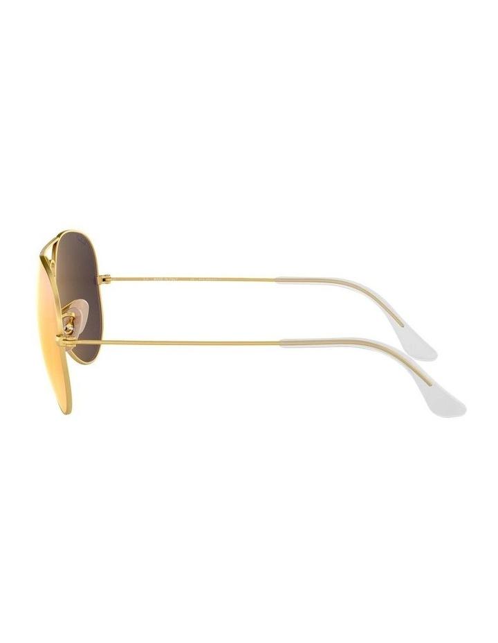 0RB3025 Aviator Large Metal 1062739108 Polarised Sunglasses image 4