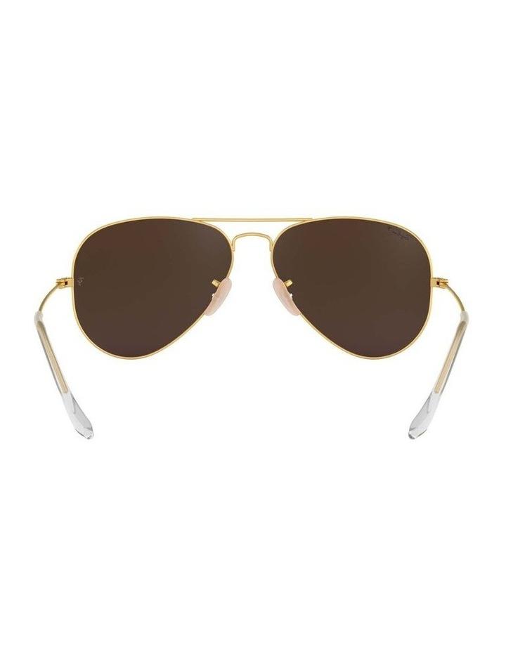 0RB3025 Aviator Large Metal 1062739108 Polarised Sunglasses image 7
