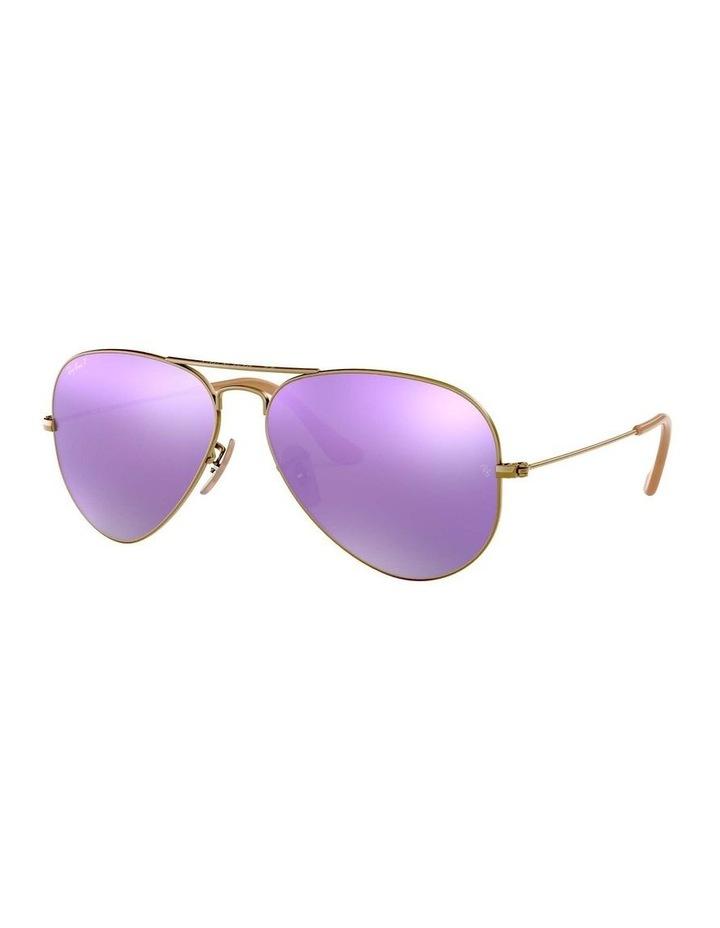 0RB3025 Aviator Large Metal 1062739107 Polarised Sunglasses image 1