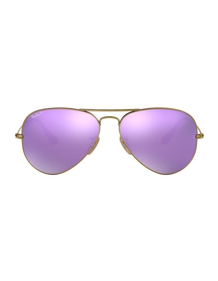 0RB3025 Aviator Large Metal 1062739107 Polarised Sunglasses image 2