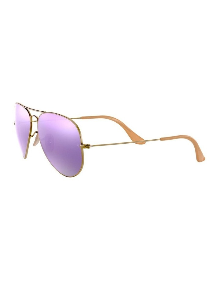 0RB3025 Aviator Large Metal 1062739107 Polarised Sunglasses image 3
