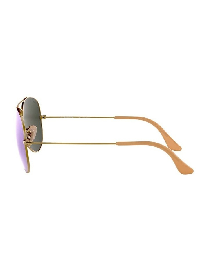 0RB3025 Aviator Large Metal 1062739107 Polarised Sunglasses image 4