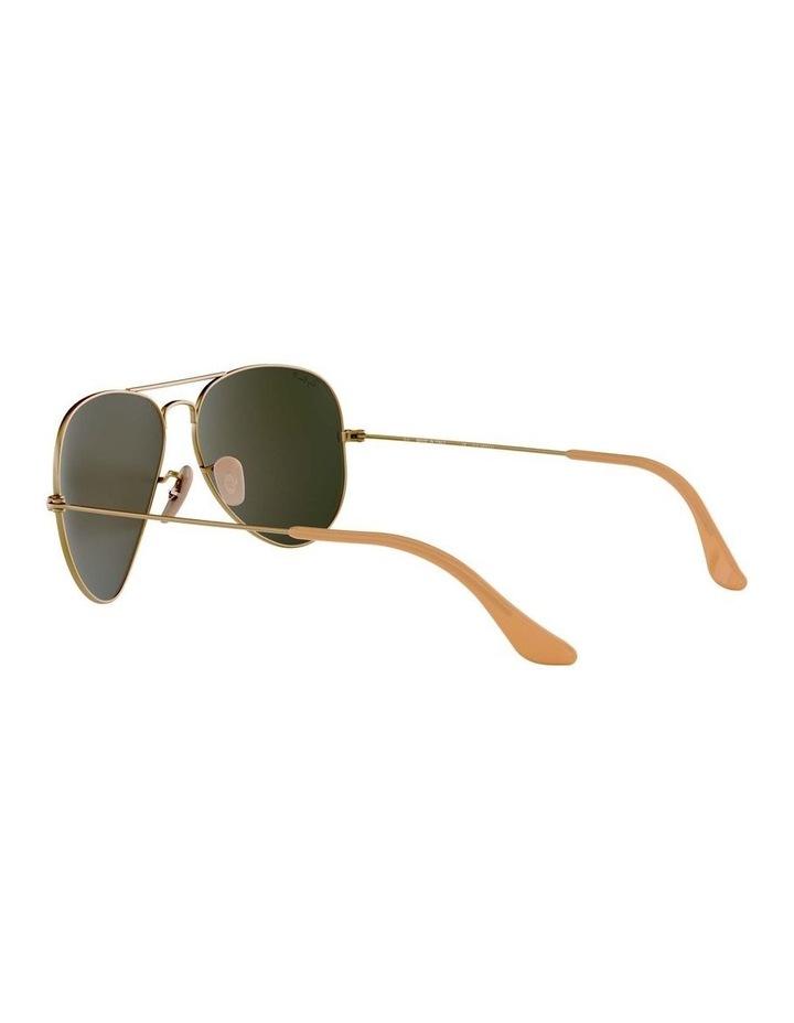 0RB3025 Aviator Large Metal 1062739107 Polarised Sunglasses image 5