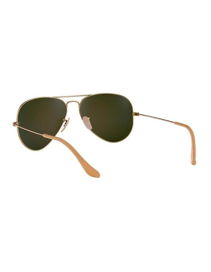 0RB3025 Aviator Large Metal 1062739107 Polarised Sunglasses image 6