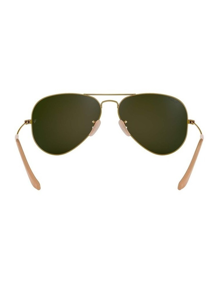 0RB3025 Aviator Large Metal 1062739107 Polarised Sunglasses image 7