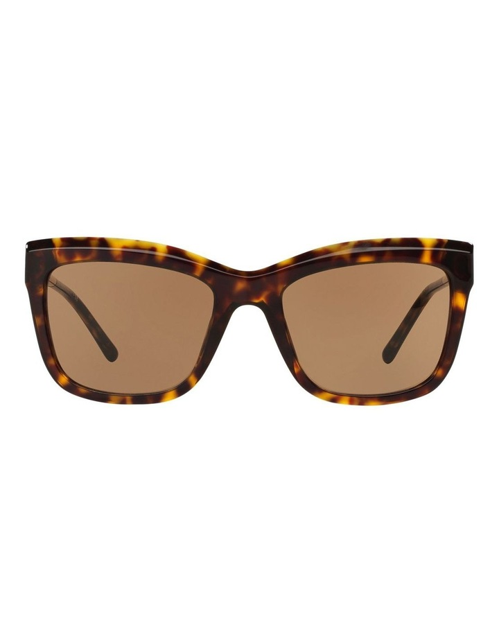 0BE4207 385114 Sunglasses in Tortoise image 2