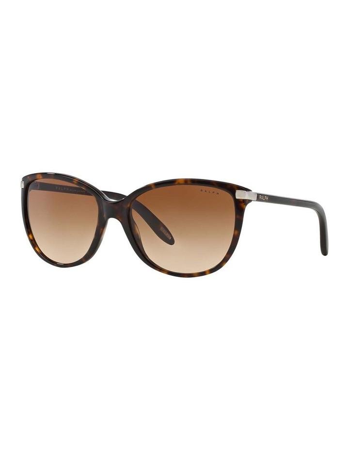 Tortoise Cat Eye Sunglasses RA5160 378878 image 1