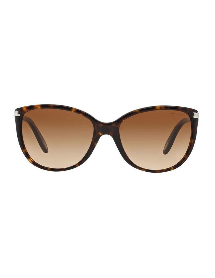 Tortoise Cat Eye Sunglasses RA5160 378878 image 2