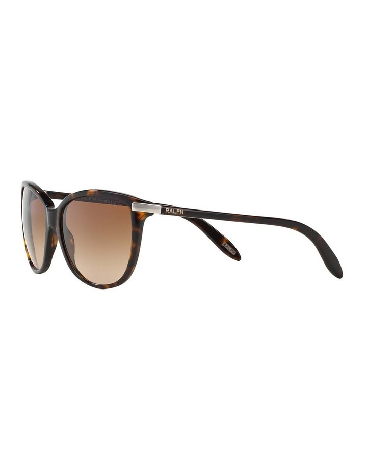 Tortoise Cat Eye Sunglasses RA5160 378878 image 3