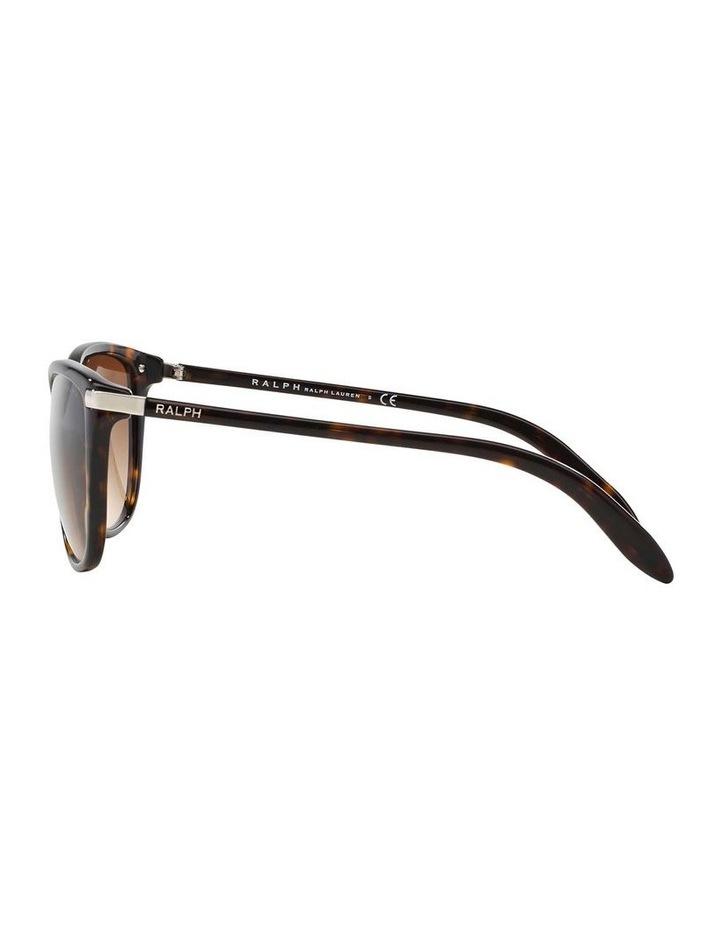 Tortoise Cat Eye Sunglasses RA5160 378878 image 4