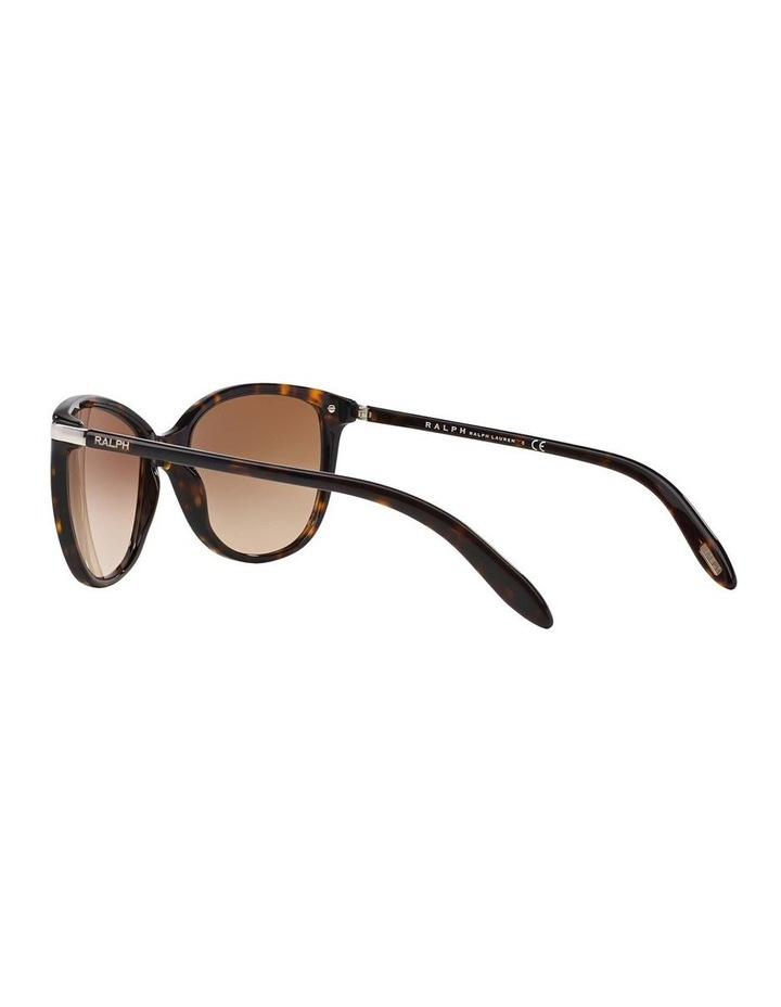 Tortoise Cat Eye Sunglasses RA5160 378878 image 5