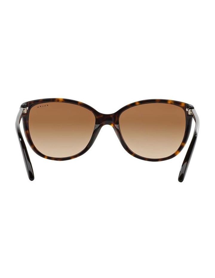 Tortoise Cat Eye Sunglasses RA5160 378878 image 7