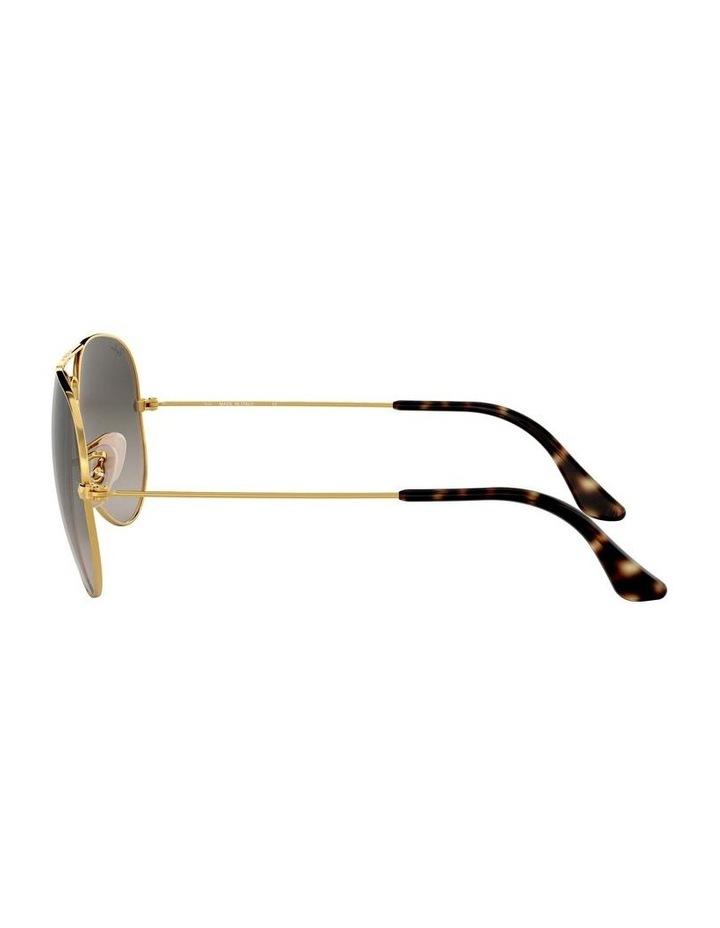 0RB3025 Aviator Large Metal 1062739113 Sunglasses image 4