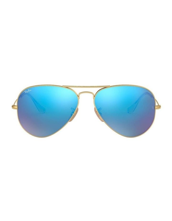 0RB3025 Aviator Large Metal 1062740035 Sunglasses image 2