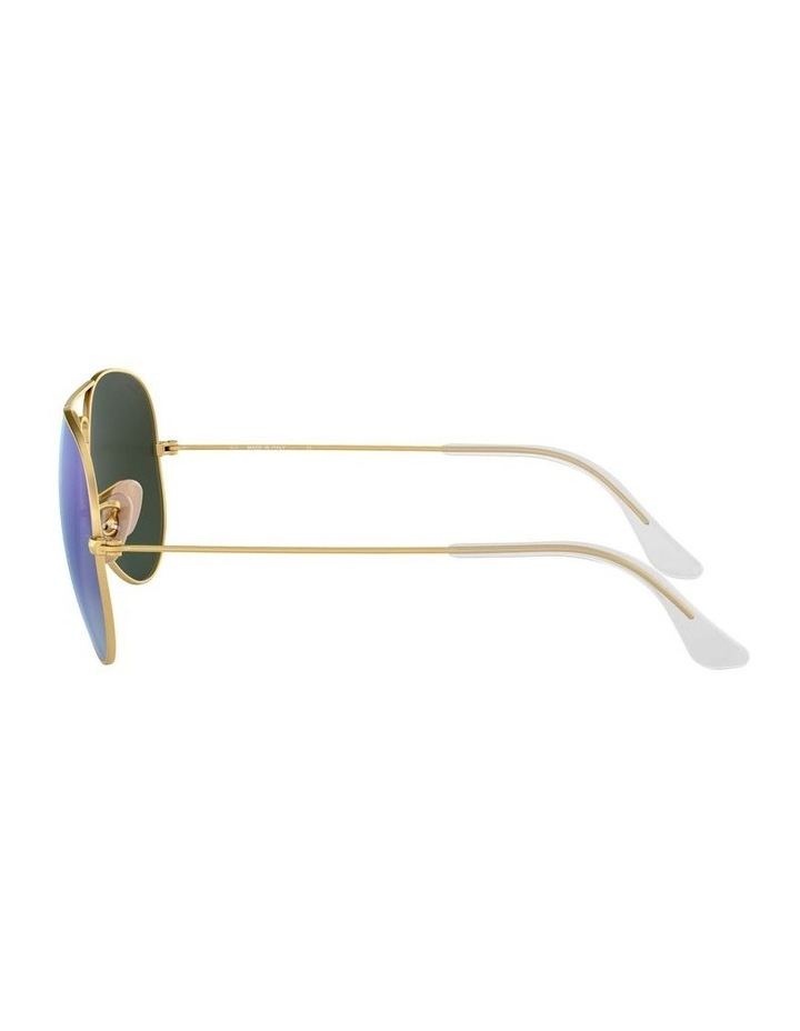 0RB3025 Aviator Large Metal 1062740035 Sunglasses image 4