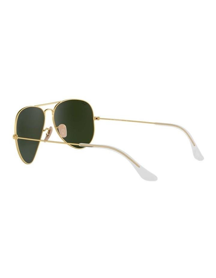 0RB3025 Aviator Large Metal 1062740035 Sunglasses image 5