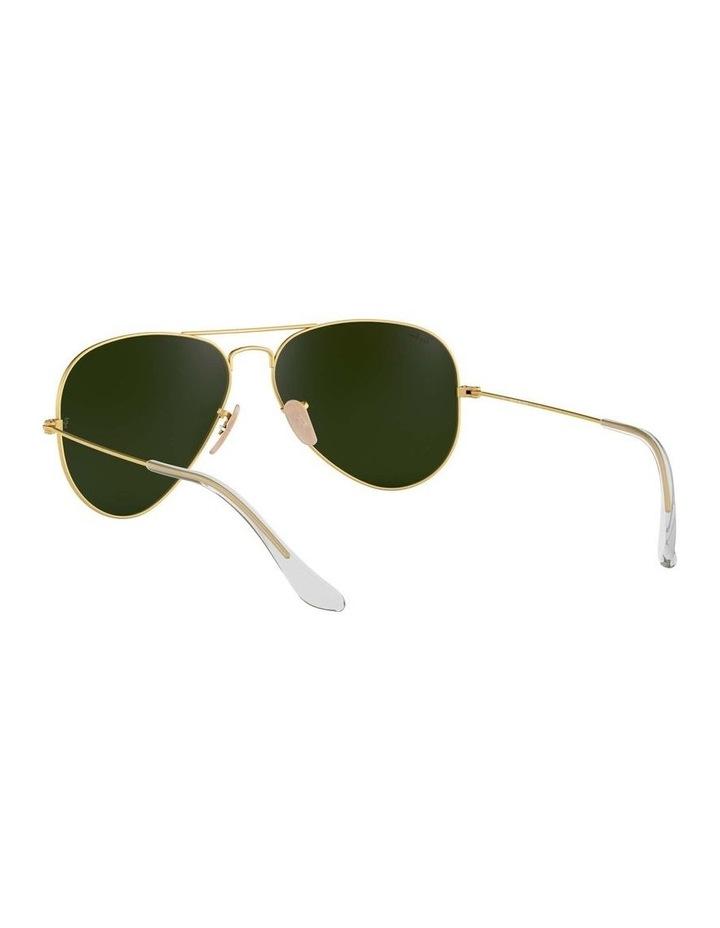 0RB3025 Aviator Large Metal 1062740035 Sunglasses image 6