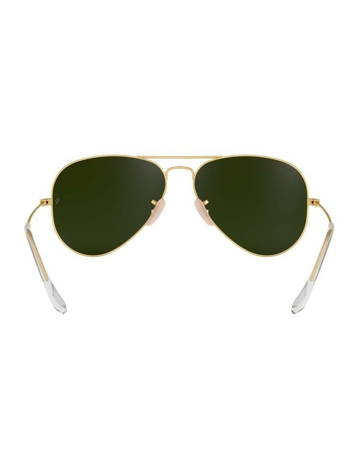 0RB3025 Aviator Large Metal 1062740035 Sunglasses image 7