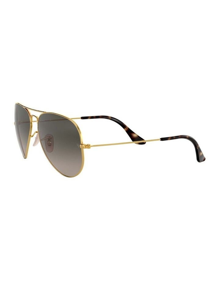 0RB3025 Aviator Large Metal 1062740054 Sunglasses image 3