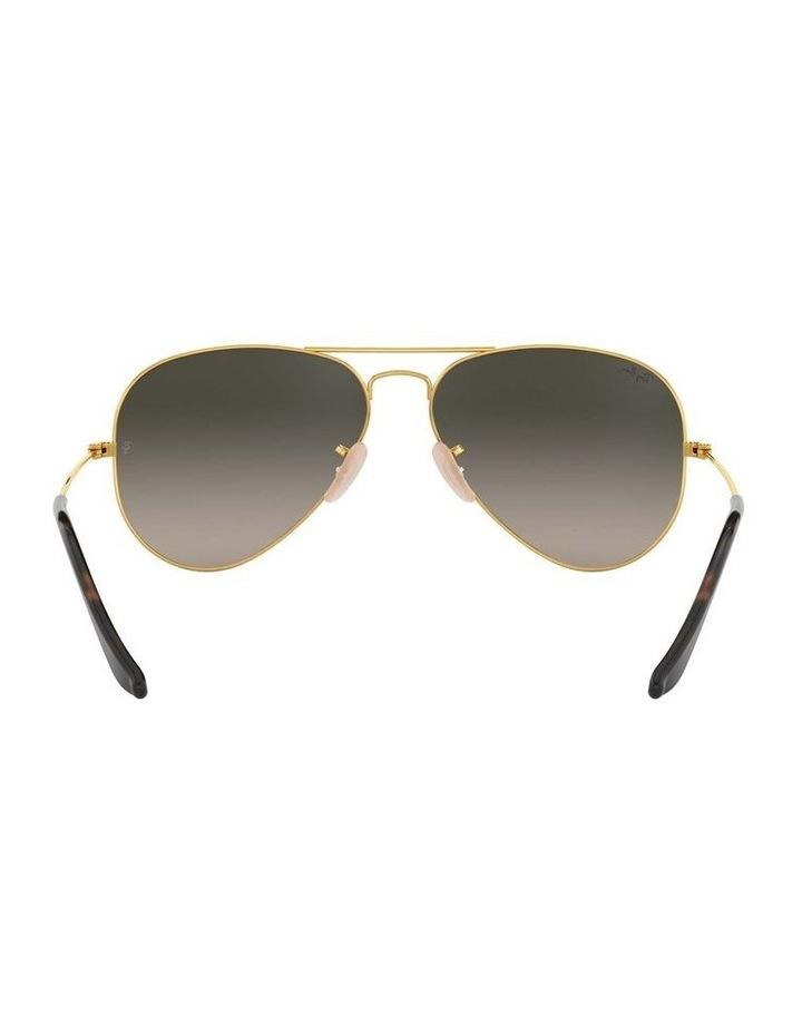 0RB3025 Aviator Large Metal 1062740054 Sunglasses image 7