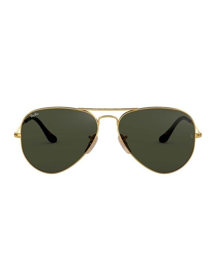 Aviator Classic Gold 0RB3025 Sunglasses image 2