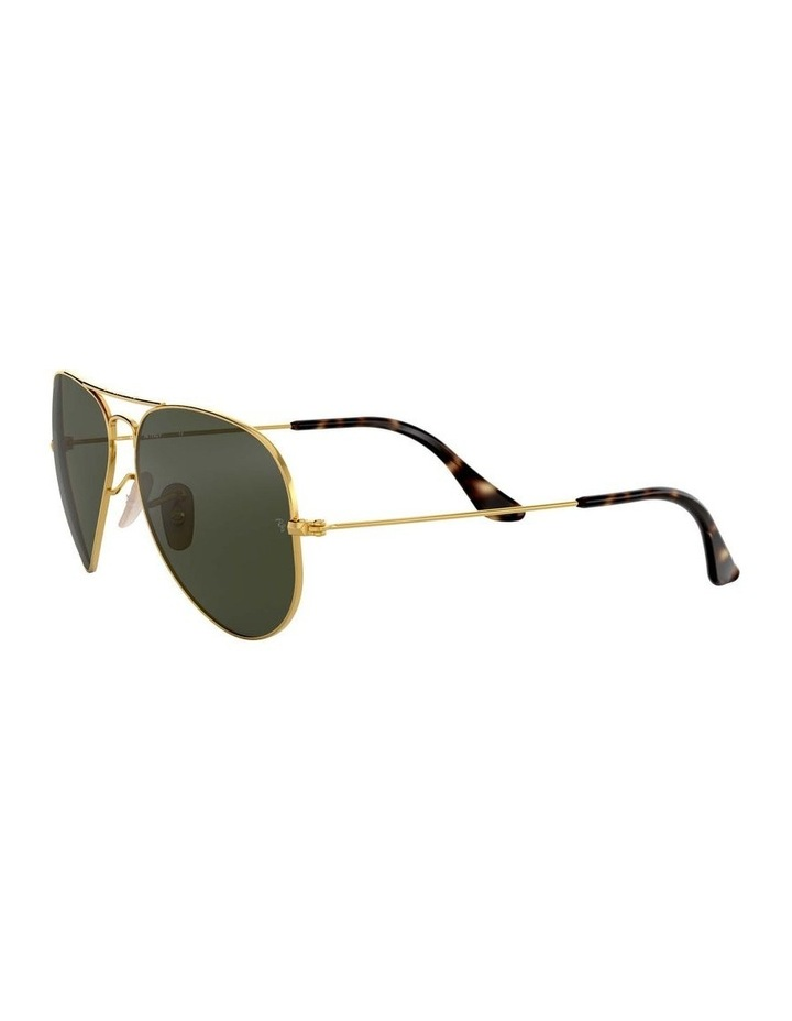 Aviator Classic Gold 0RB3025 Sunglasses image 3