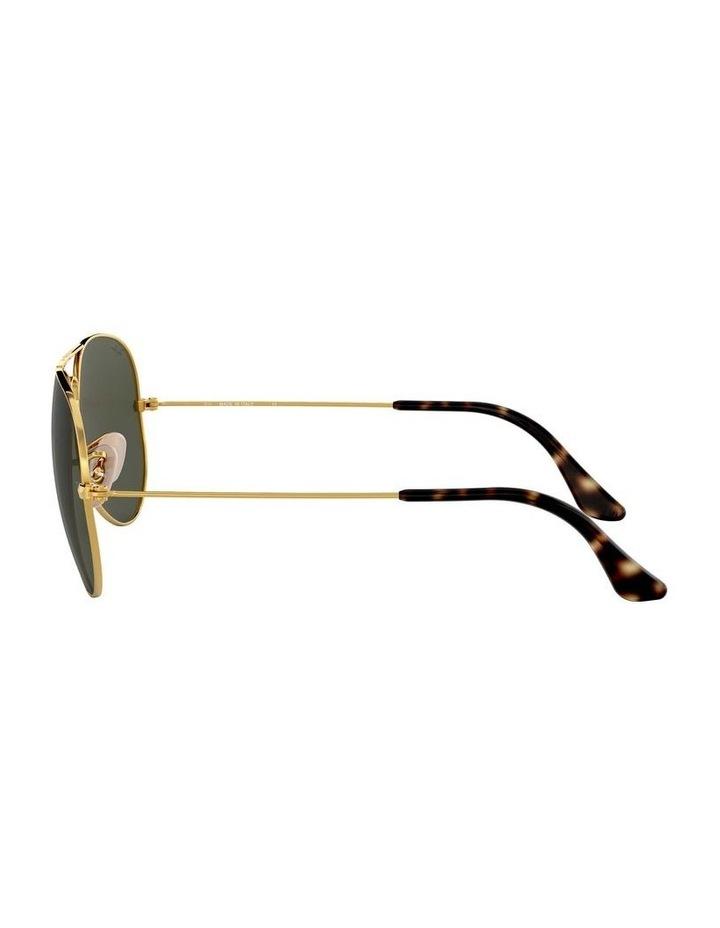Aviator Classic Gold 0RB3025 Sunglasses image 4