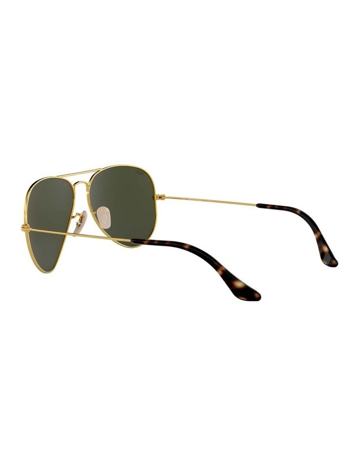 Aviator Classic Gold 0RB3025 Sunglasses image 5