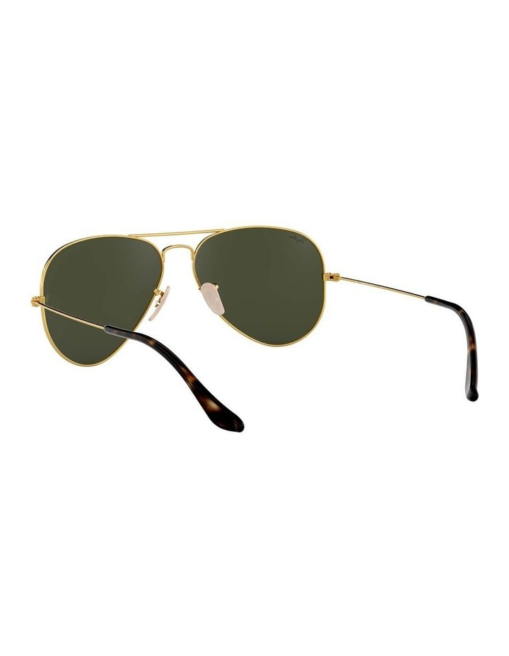 Aviator Classic Gold 0RB3025 Sunglasses image 6