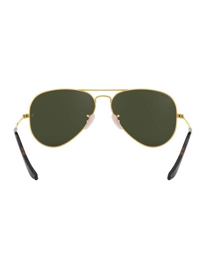 Aviator Classic Gold 0RB3025 Sunglasses image 7