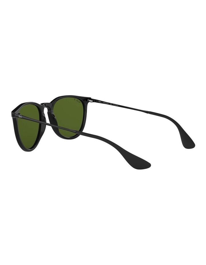 Erika Polarised Black Keyhole Bridge Sunglasses 0RB4171 1098371021 image 5