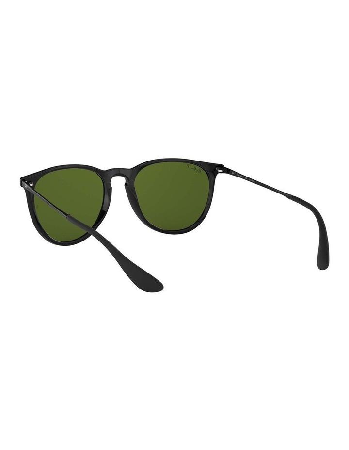 Erika Polarised Black Keyhole Bridge Sunglasses 0RB4171 1098371021 image 6