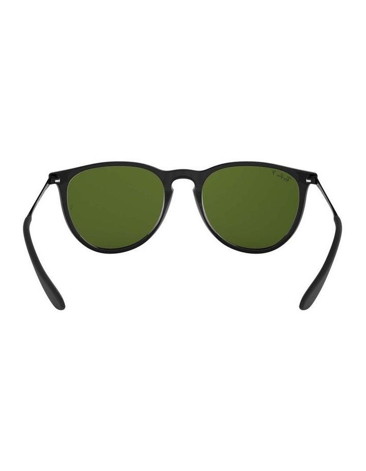 Erika Polarised Black Keyhole Bridge Sunglasses 0RB4171 1098371021 image 7