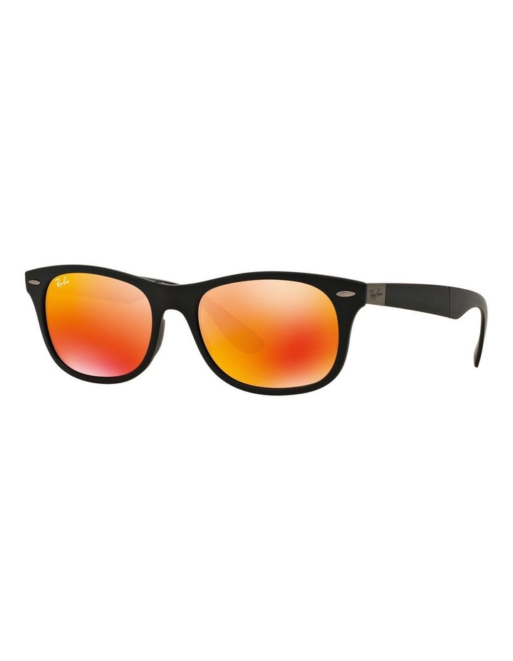 0Rb4223 386495 Black Sunglasses image 4