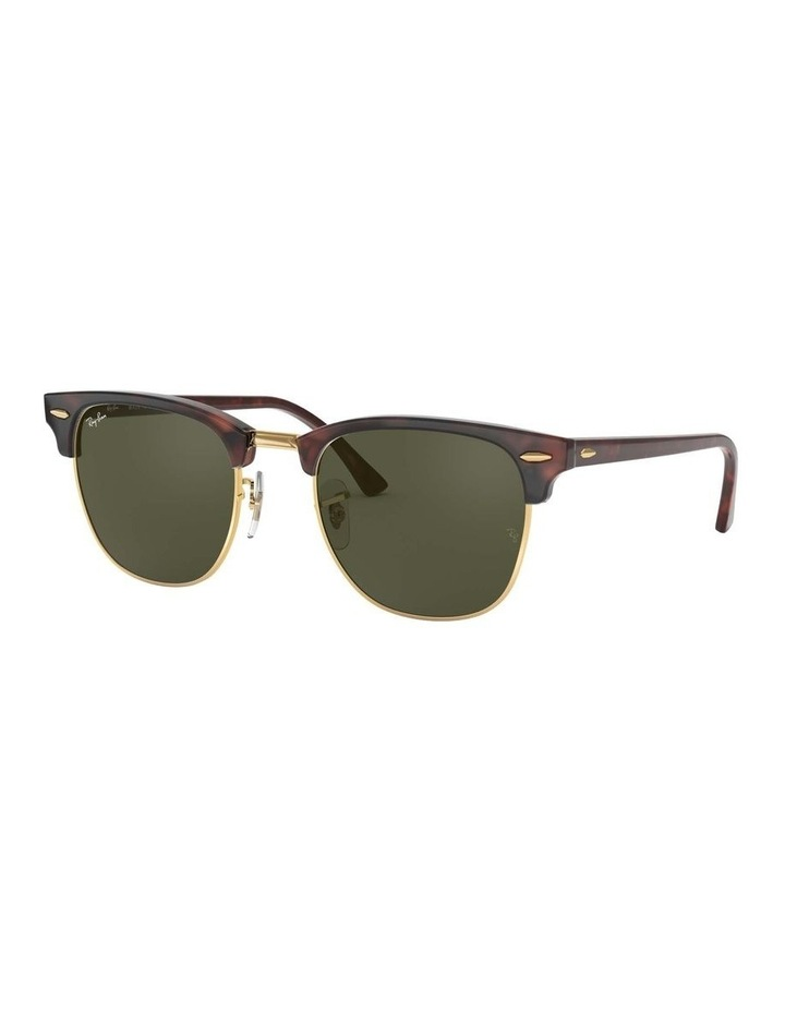 0RB3016 Clubmaster 1075073002 Sunglasses image 1