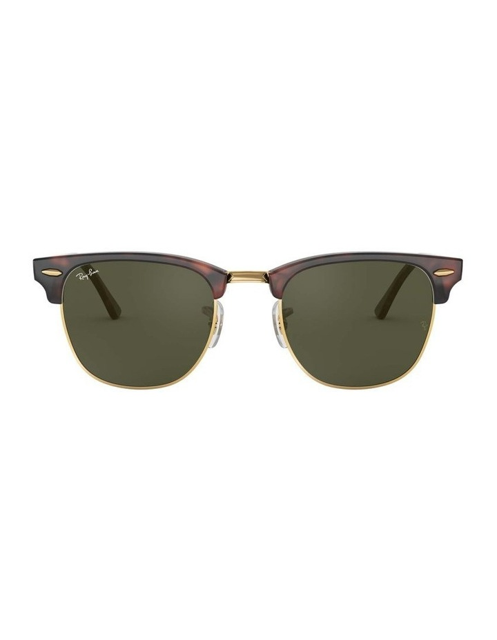 0RB3016 Clubmaster 1075073002 Sunglasses image 2