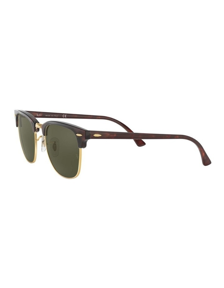 0RB3016 Clubmaster 1075073002 Sunglasses image 3