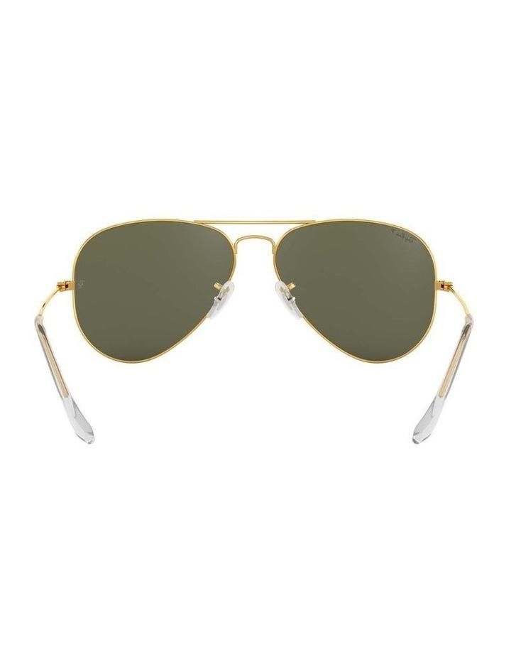 0RB3025 Aviator Large Metal 1062740013 Polarised Sunglasses image 7
