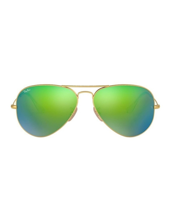 0RB3025 Aviator Large Metal 1062740036 Sunglasses image 2