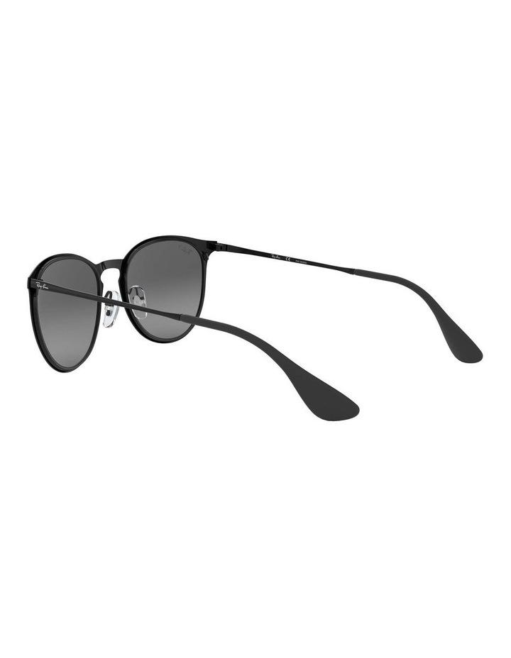 Erika Metal Polarised Black Keyhole Bridge Sunglasses 0RB3539 1509984005 image 5