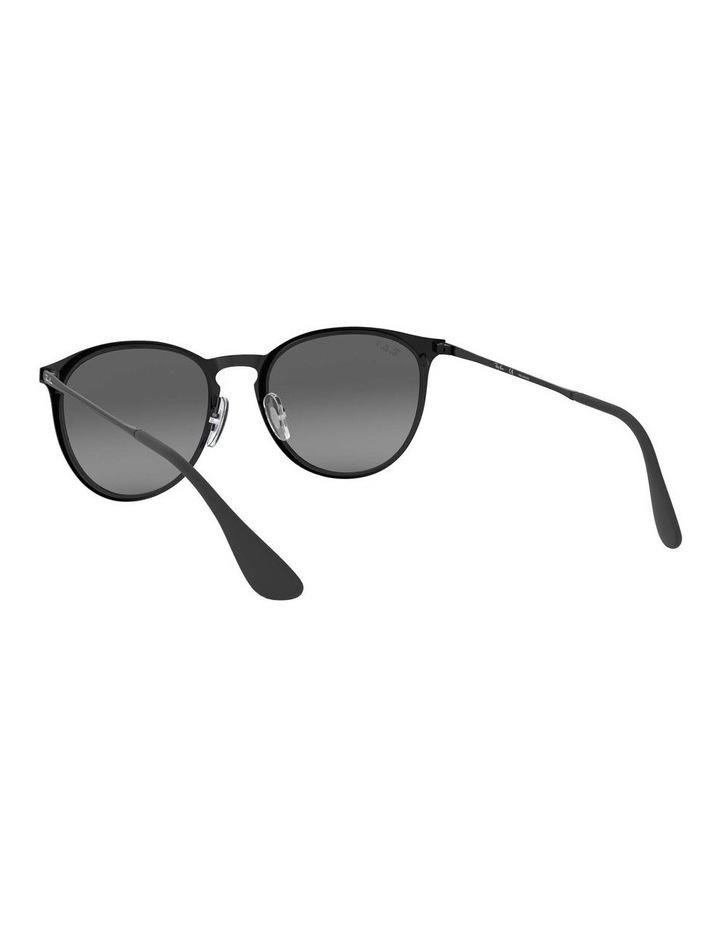 Erika Metal Polarised Black Keyhole Bridge Sunglasses 0RB3539 1509984005 image 6