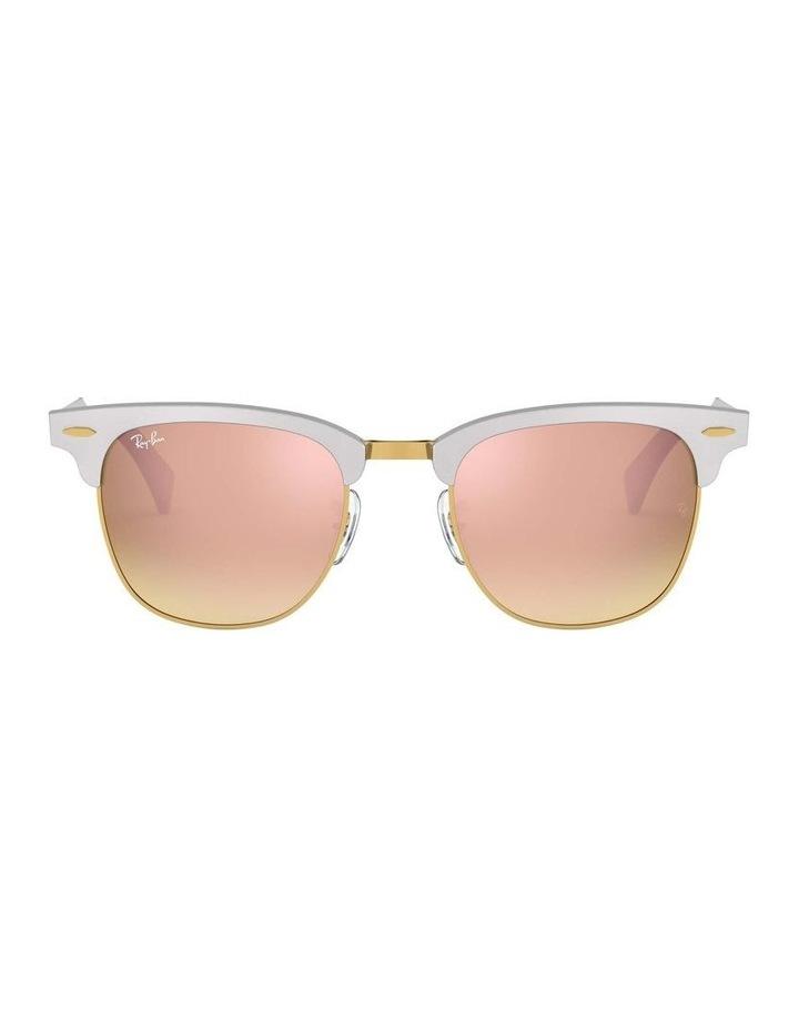 0RB3507 Clubmaster Aluminum 1133607005 Sunglasses image 2