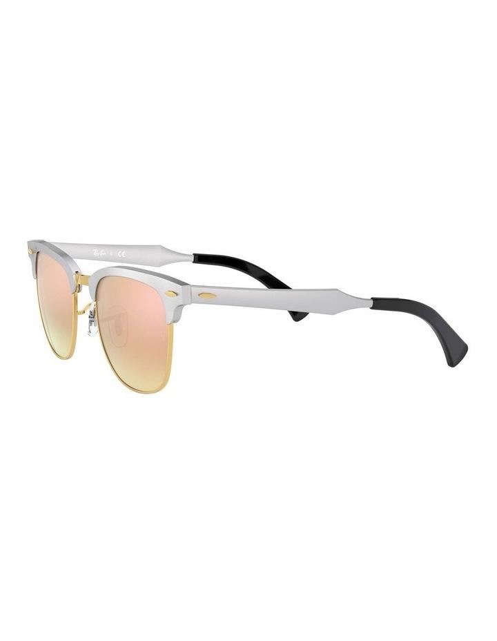 0RB3507 Clubmaster Aluminum 1133607005 Sunglasses image 3